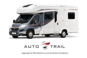 AutoTrail Imala 715 | Luxury French Bed Burleigh Heads Gold Coast South Preview