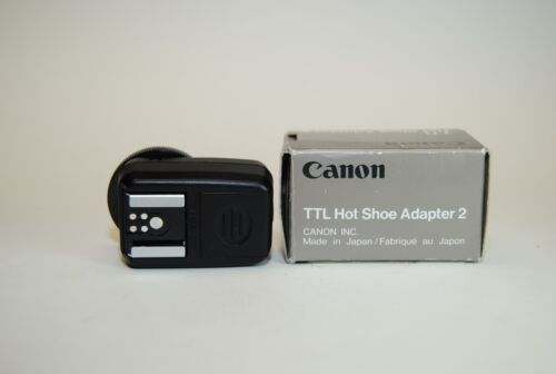 Canon HSA-2 TTL Hot Shoe Adapter 2