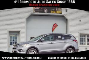 2017 Ford Escape SE Only 05700 Km,Heated Seats,Well Kept