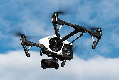 Dji Inspire 1 Version 0 2 Quadcopter With Zenmuse X5 Camera And 3 Axis Gimbal