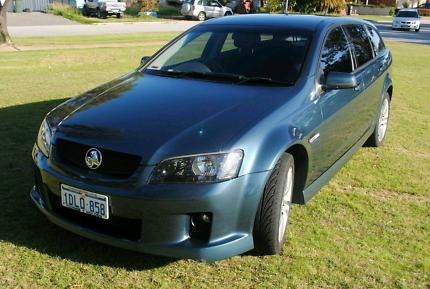 Commodore VE SV6 wagon