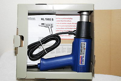 Steinel Hot Air Gun Portable New In Box Hl1502s 220 Volts Use In India Or Uk