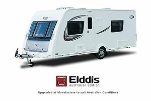 Elddis Avante 540 | **DEMO SALE** was $63,900 Burleigh Heads Gold Coast South Preview