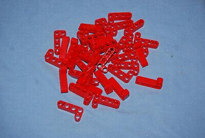F1 Lego Lot 36 Red L Shaped Liftarm 2 x 4 32140 41999 9398 42082 8145