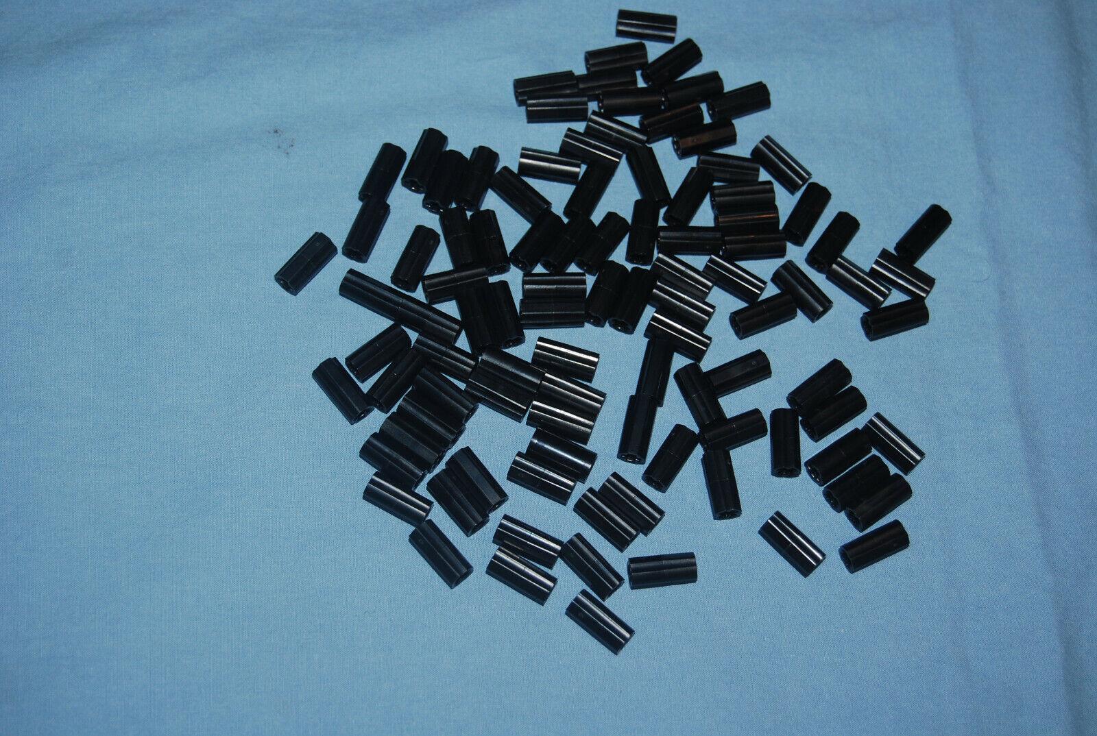 Plate Modified w// Stud 1 x 2 ~ Part# 3794 DARK BLUE 2 LEGO Parts Pieces Lot ~