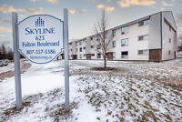 Thunder Bay 2 Bedroom Apartment for Rent: