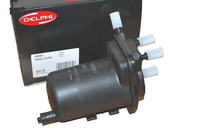Renault - Kangoo 1.5 DCi 2001->On Fuel Filter Delphi HDF907 (Fits More Vehicles)