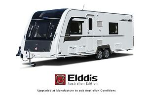 Elddis Avenger SuperCyclone - **SALE was $73900!!** Burleigh Heads Gold Coast South Preview
