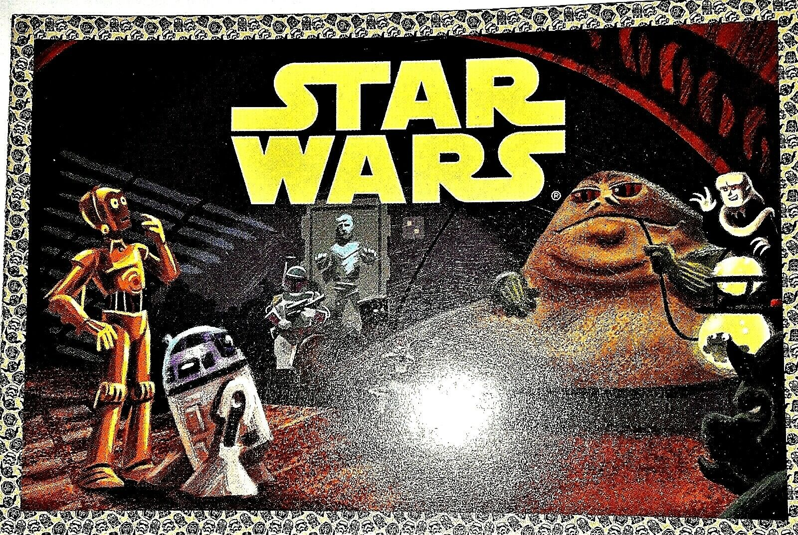 Disney D23 Exclusive Expo Star Wars Card Set Little Golden Books Promo Cards 1-6 - $14.99