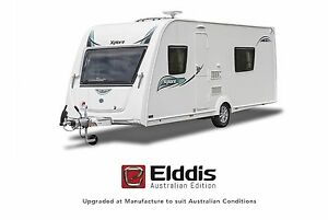 Elddis Xplore 574 | Luxury Lightweight | **SALE was $59,900** Burleigh Heads Gold Coast South Preview