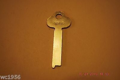 Yale R38 1-14 Safe Deposit Box Keyblank