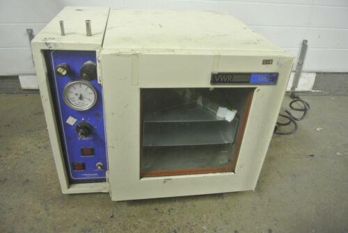 VWR Scientific 1410 Vacuum Oven Shel-Lab