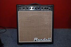 Randall RM20 - 1 x 12 Valve Guitar Combo (Old Shop Stock)