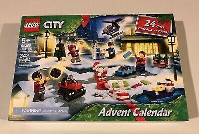 LEGO City Advent Calendar 60268 Building Kit 342pcs Block Brand New 2020