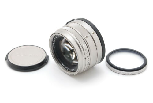 [TOP MINT] CONTAX Carl Zeiss Planar T* 45mm f/2 AF Lens for G1, G2 from Japan