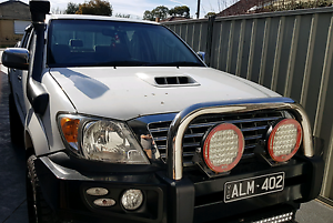 2008 Toyota Hilux SR5 TURBO DEISEL 4x4 Southbank Melbourne City Preview