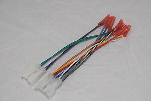 4runner wiring harness ebay rh ebay com 4runner trailer wiring harness 1985 4runner wiring harness