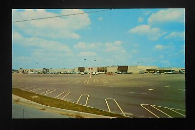 1960s The Salisbury Mall Houses over 40 Beautiful Stores Old Cars Salisbury (Malls Maryland)