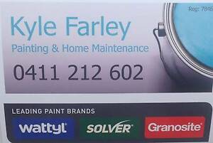 Painting and Decorating Services- Kyle Farley Anketell Kwinana Area Preview