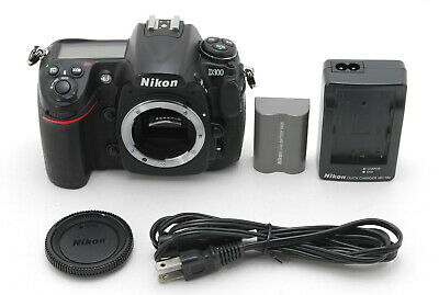 [ EXC+++++ ] Nikon D300 12.3MP Digital SLR Camera From Japan A060N for sale  Shipping to Nigeria