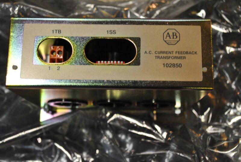 ALLEN BRADLEY AC CURRENT FEEDBACK TRANSFORMER 102850 NEW