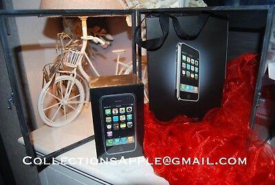 Apple iPhone 1st 2G 8Gb 8 GB NUOVO IMBALLATO SEALED RARE