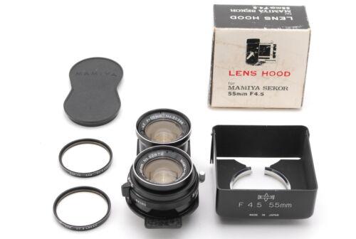 【Near Mint】 Mamiya Sekor 55mm f/4.5 Lens for C3 C22 C33 C220 C330 TLR