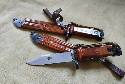 USSR-Russia Military Knife 6х4.Tula.