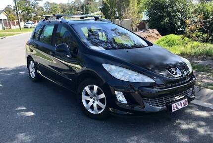 2009 PEUGEOT 308 TOURING XSE HDi 2.0 Parkwood Gold Coast City Preview
