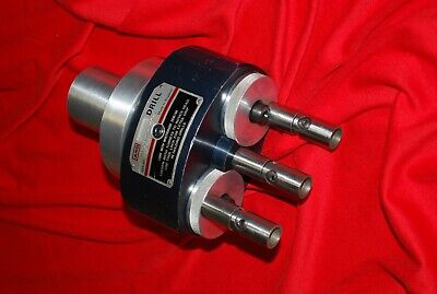 3-spindle Aro Drill Head Adjustable Mounts To 8265 Or 8268 Self Feed Air Drill