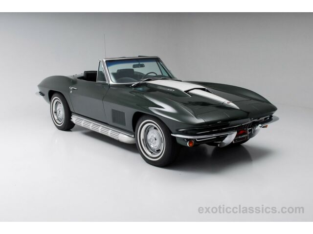 Chevrolet : Corvette 1967 Chevrolet Corvette - 1427 Miles! Rare color, original numbers matching