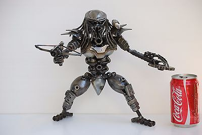 Predator New Year Gift Christmas Gift Valentine Gift METAL ART SCULPTURE AWESOME
