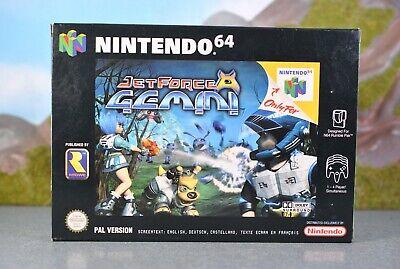 Nintendo 64 N64 Jet Force Gemini PAL