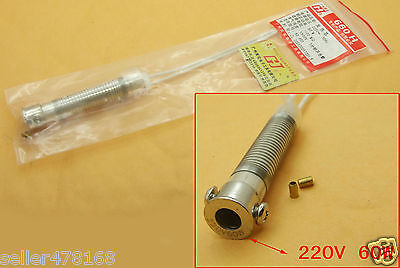 2pc Soldering Iron 220v 60w External Thermal Heating Core Heater Element Gj-660h
