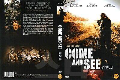 Come And See,Idi i smotri (1985) English Subtitle / NEW DVD - NTSC, All Region