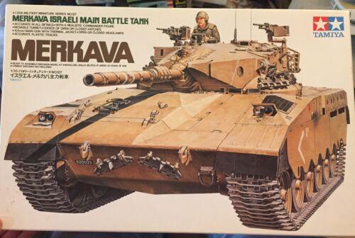 Academy 13005 Merkava Israeli Main Battle Tank Model Kit en échelle 1:48.