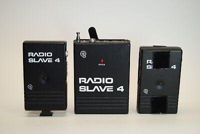 Quantum Radio Slave 4 SEt 505s Frenquency c  Quantum Radio Slave