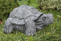 Figura Di Pietra Tartaruga Figura Animale Statua Da Giardino Statua Decorativa -  - ebay.it