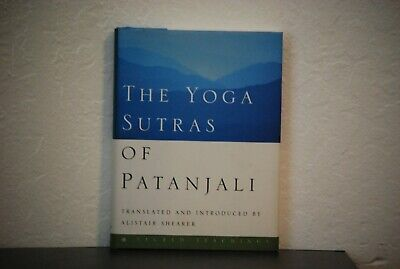 Sacred Teachings: The Yoga Sutras of Patanjali by Alistair Shearer and...