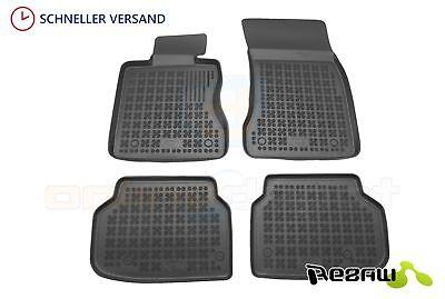 Fußmatten BMW 7er E65 01-08 Original Qualität Velours Auto Teppich 4-teilig NEU