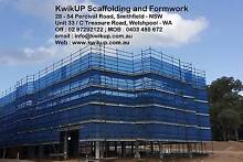 Scaffolding Galvanized Steel Planks Broadbeach Waters Gold Coast City Preview