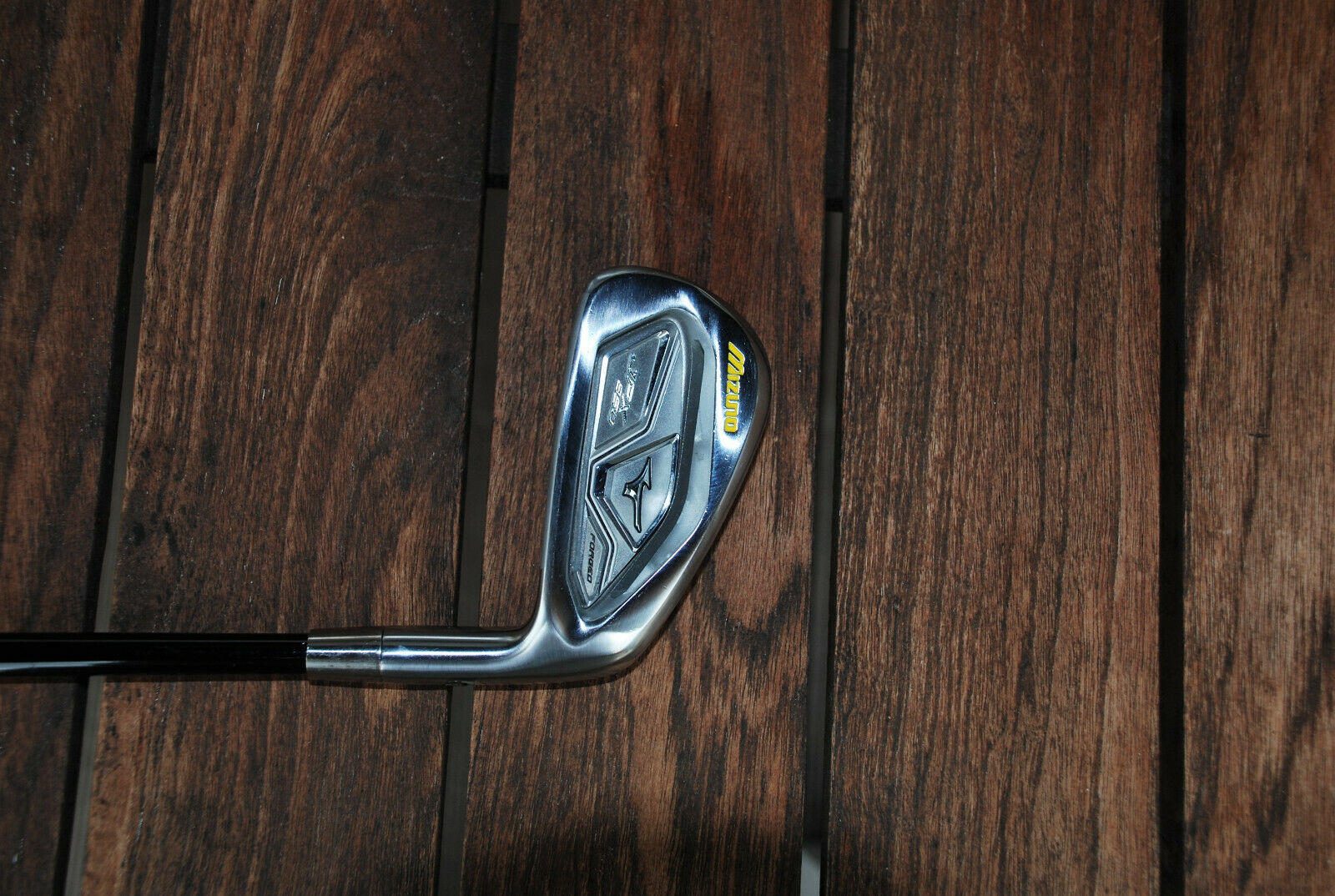 Mizuno JPX 850 Forged Demo - Eisen 6 RH