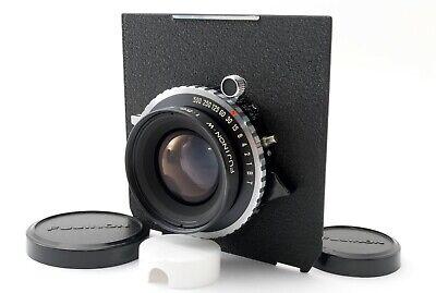 Fuji Fujinon W 105mm f/5.6 Large Format Lens Copal F/S From Japan #635598