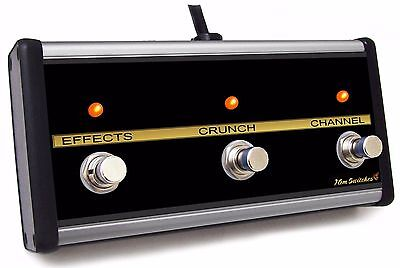 5150 Series - I AM Switches - Replacement Footswitch for Peavey 5150 Series II Amps