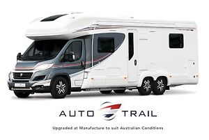 AutoTrail Comanche | Luxury Island Bed | Double Axle Burleigh Heads Gold Coast South Preview