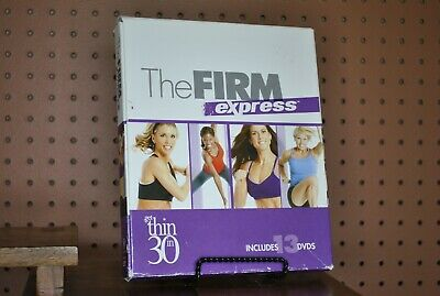 The Firm Express: Get Thin in 30 (Includes 13