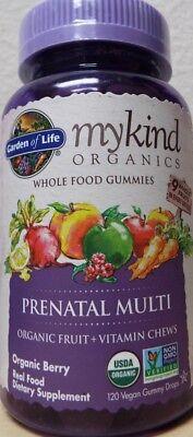 prenatal multi vitamin organic berry diet supplement
