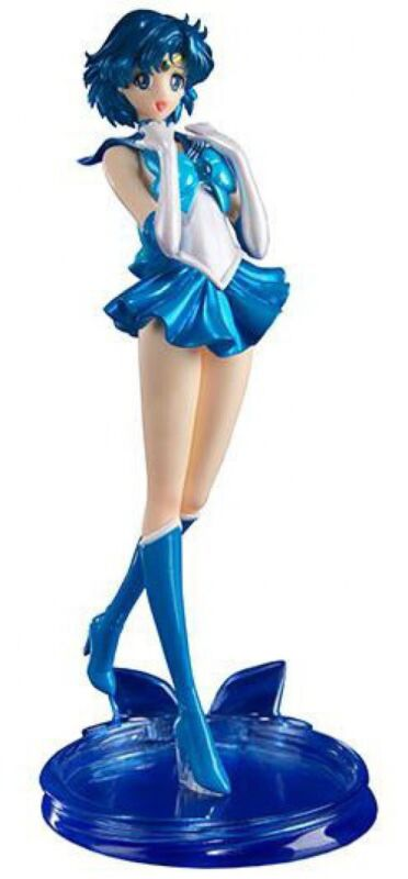 Sailor Moon Crystal Figuarts Zero Sailor Mercury Statue [Pretty Guardian]