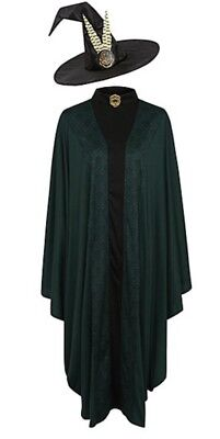 Harry Potter Professor McGonagall Adult Fancy Dress Costume ONE SIZE Halloween](Professor Halloween Costume)