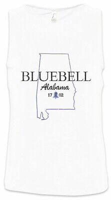 Alabama Tank (Bluebell Alabama Herren Tank Top Zoé Zoe Fun Hart Heart of Blue Bell Wade Dixie)